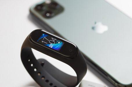 Подключение фитнес-браслета Xiaomi Mi Band 4 к телефону