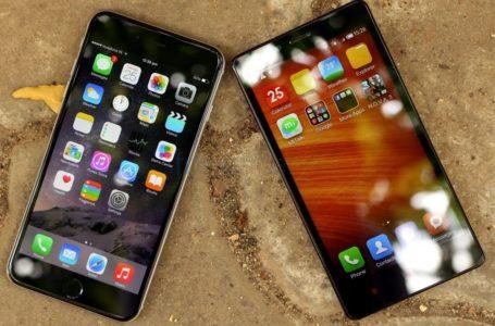 Какие смартфоны лучше: Айфон или Сяоми?