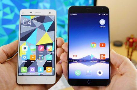 Какие смартфоны лучше: Мейзу или Ксиаоми?