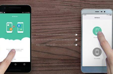 Перенос контактов с одного смартфона Xiaomi на другой