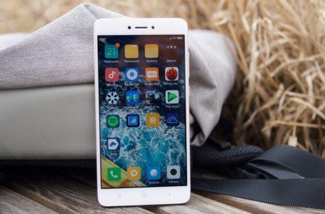 Как создать папку на рабочем столе телефона Xiaomi