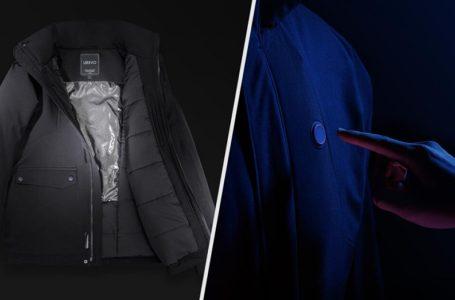 Обзор курток Xiaomi с подогревом: что выбрать